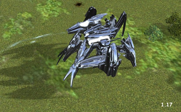 Seraphim T1 Advanced Battle Bot