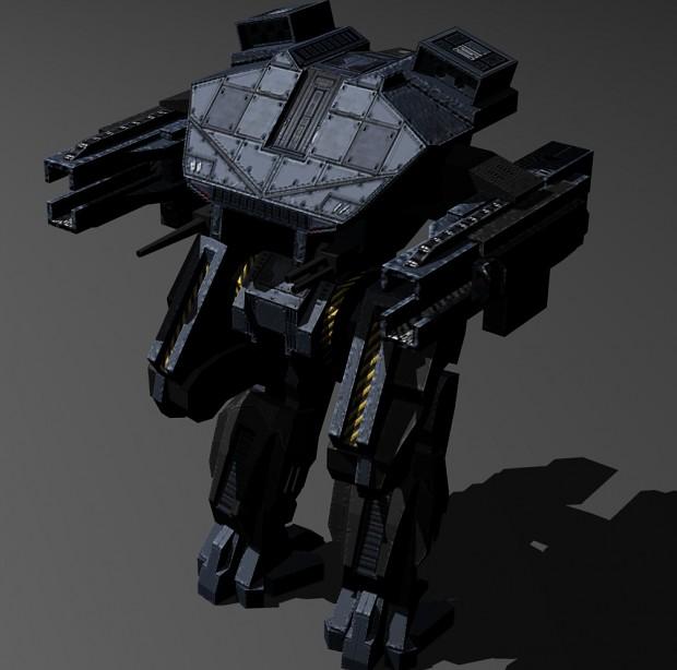 UEF Heavy Bot