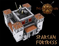 Spartan Fortress (WIP)
