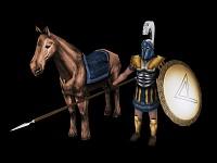 Athenian Hippeis render