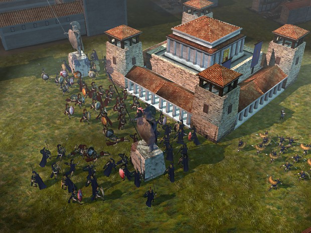 New Spartan Fortress