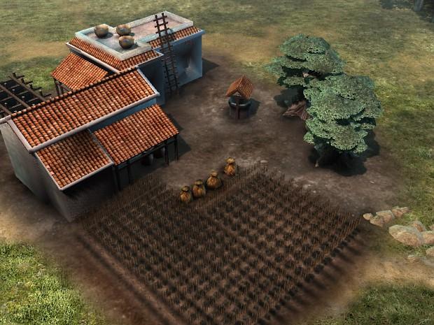 New Spartan Farm.