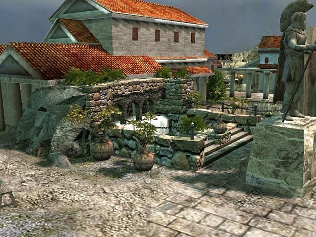 Pirene Fountain