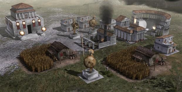 Spartan City