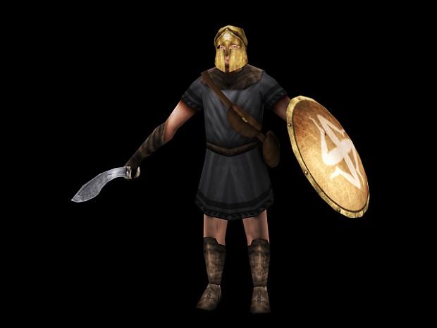 Spartan scout