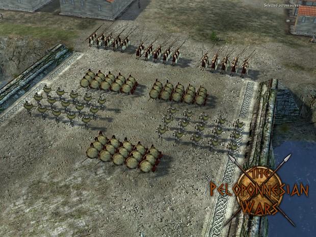 Spartan Army.