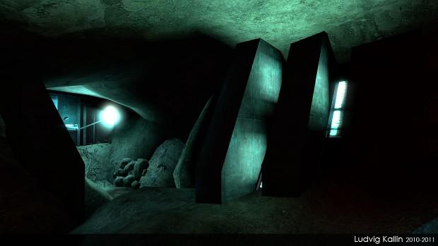 Combine cave