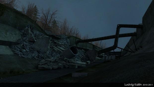 More destruction