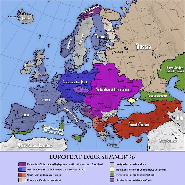 Europe's dark hour