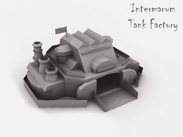 Intermarum tank factory