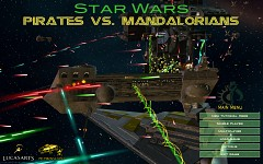 Pirates vs. Mandalorians 1.0