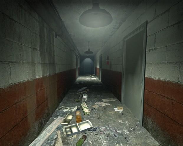 Arrival 1: Generator rooms