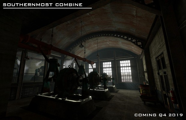 Sothernmost Combine first chapter coming Q4 2019