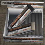 Cyberboost bar pack by Prototype