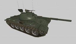Militia T-62