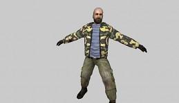 WIP Militia new camos