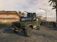 Iveco LMV and in-game MLOK camo