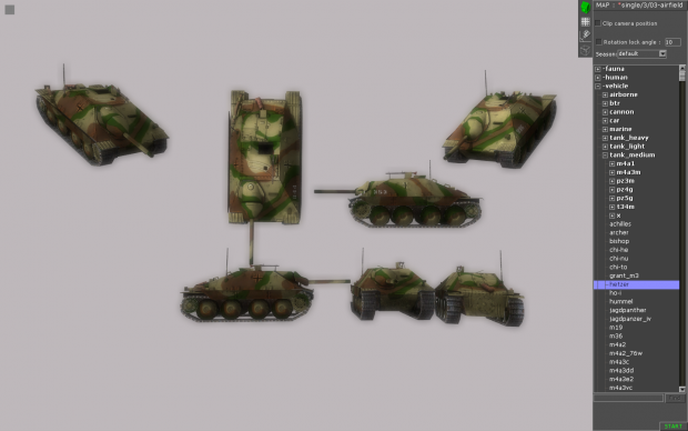 Skins for Panzer III and Hetzer