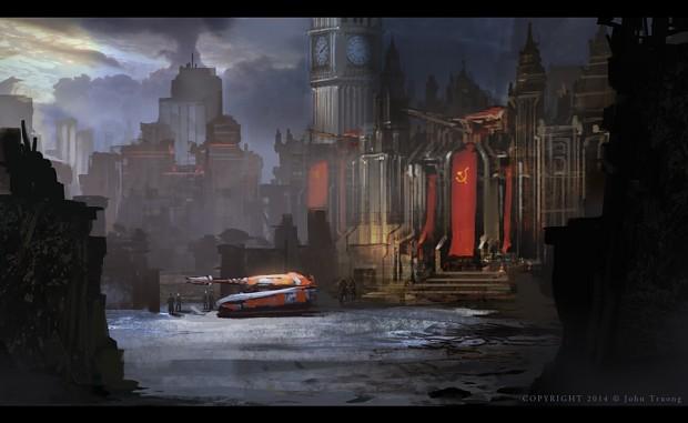 Soviet London