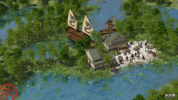 Qian River Skirmish
