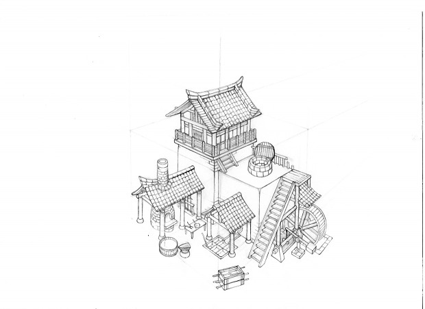 Concept Art by Ayakashi