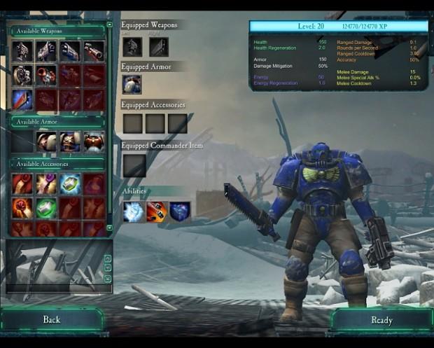 marine hero armors