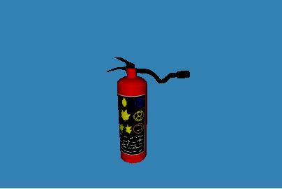 Fire Extinguisher // W.I.P. Textures