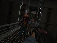 Blue Shift >>> Zombie & Shotgun