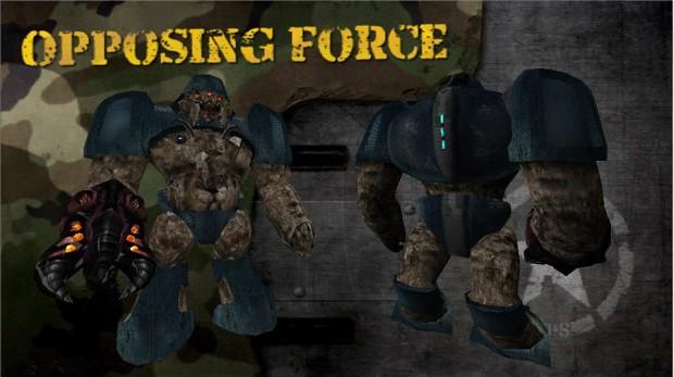 Alien grunt image - Trusty Packs mod for Half-Life - Mod DB