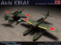 Aichi E16A1 Zuiun