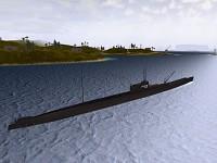 Submarine I-58