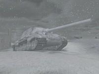 Jagdpanzer VI Jagdtiger Winter
