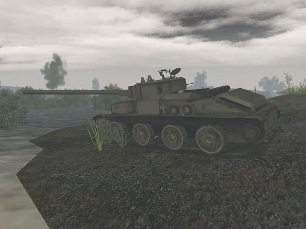 T-29/85 at a lake