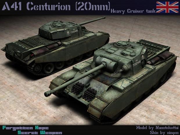 Centurion Mk. 1
