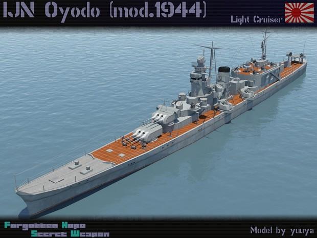 Render Ōyodo