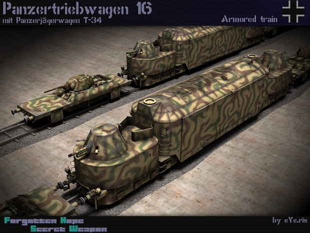 PT 16 Armoured train