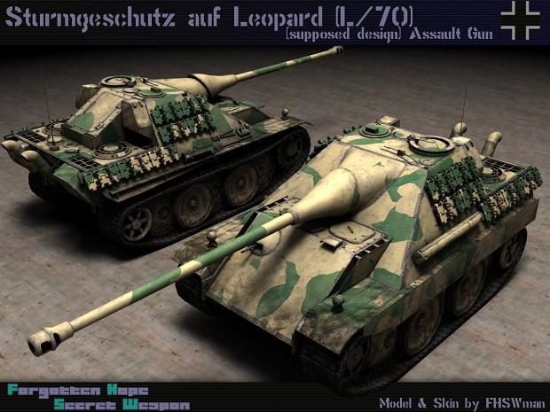 """""""Jagdleopard"""""""
