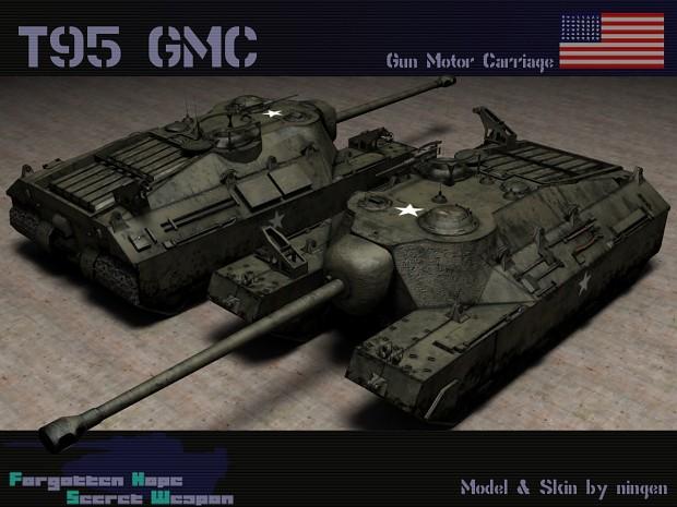 T28/T95 GMC image - Forgotten Hope: Secret Weapon mod for ...