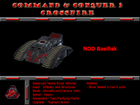 Remake Model NOD Basilisk