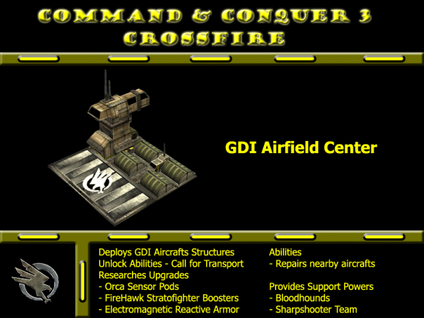 New model GDI Structures