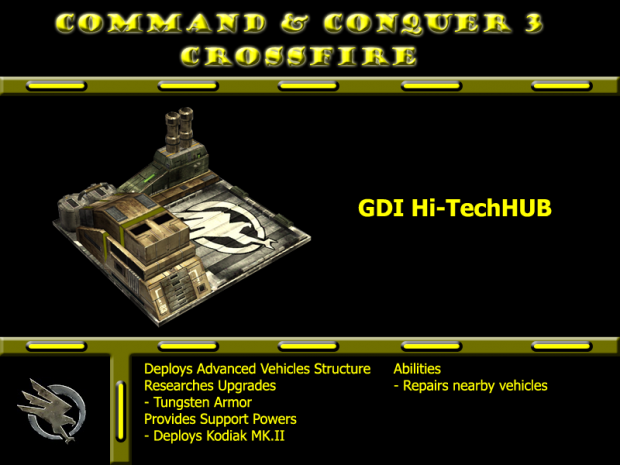 Remake Model GDI Hi-TechHUB