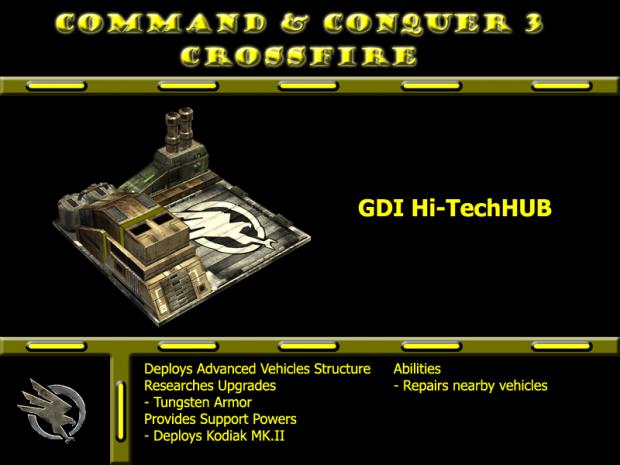 Remake Model GDI Hi-TechHUB