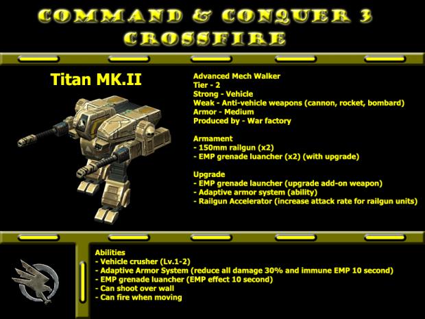 GDI Titan MK.II Re-model 2019