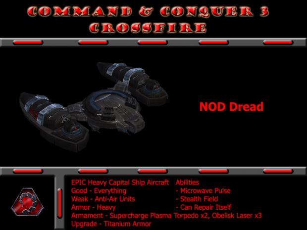New model NOD Dread