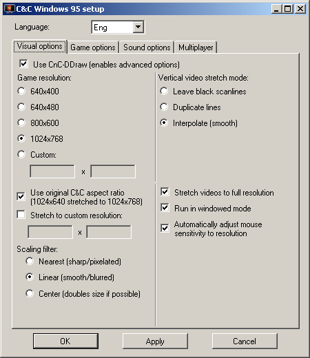 Final CCConfig setup tool