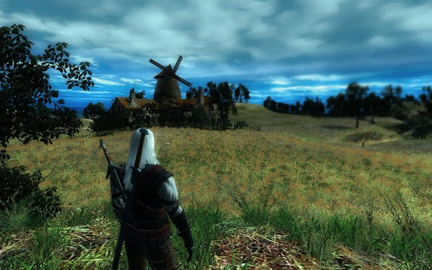 screenshots from the adventure