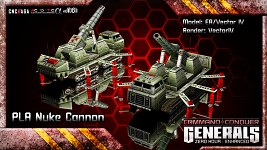 PLA Nuke Cannon