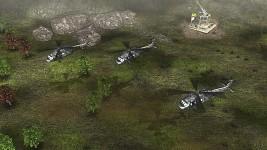 Blackhawk In-game