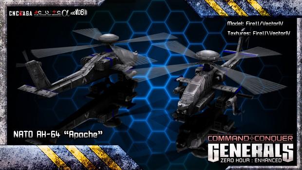 """AH-64 """"Apache"""""""