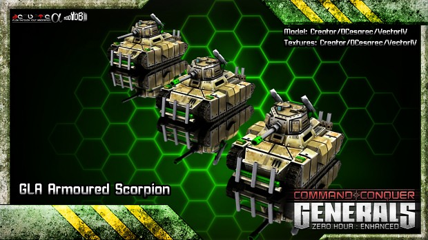 GLA Armoured Scorpion